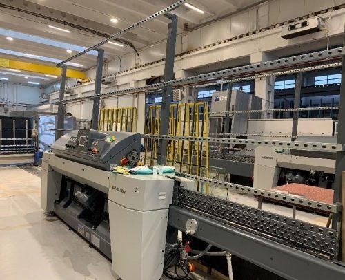 Edge polishing equipment transparent design ltd